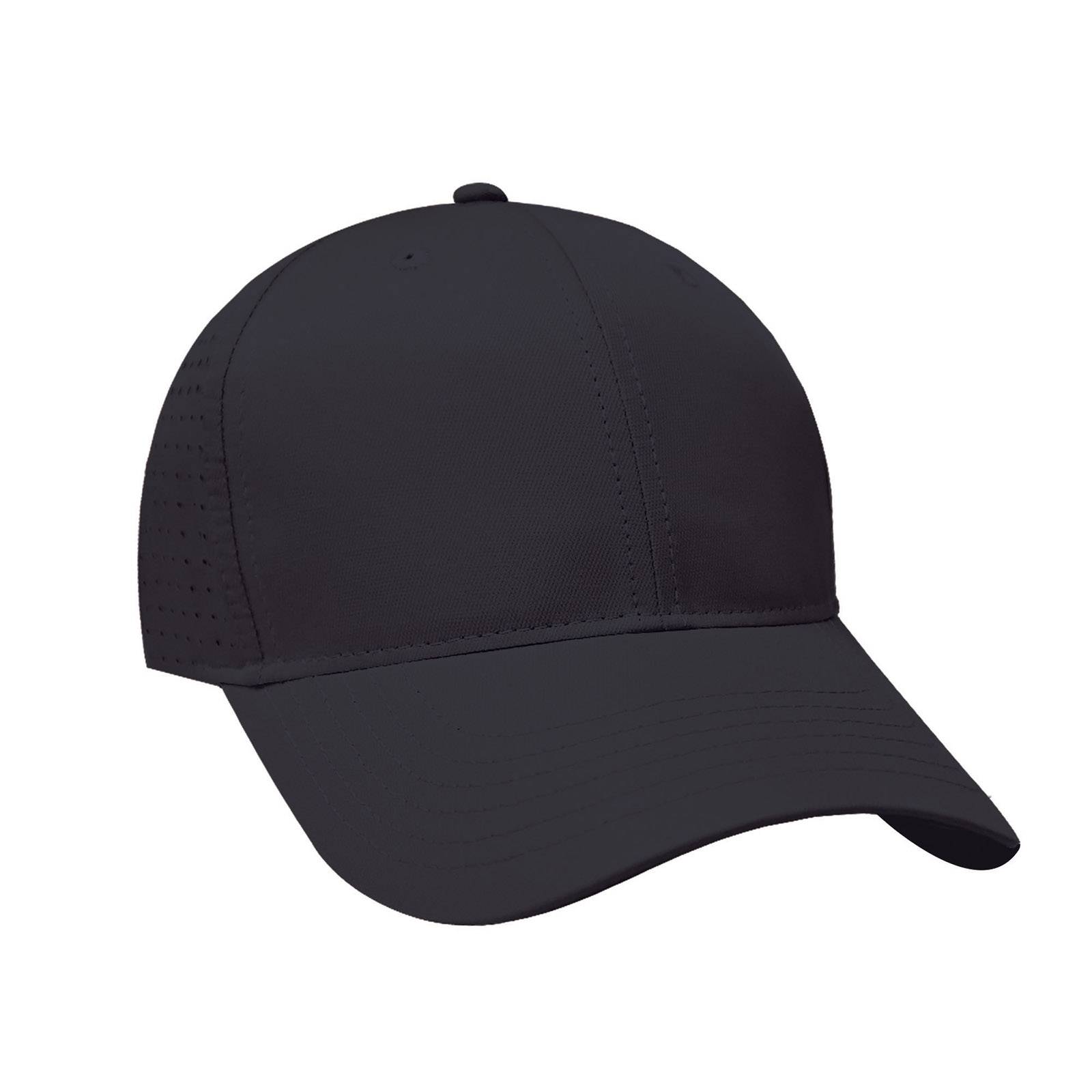 0a60233109 Ferst-dry™, Moisture Wicking, Uv, Structured Front Nebula Jacquard Cap With  Laser