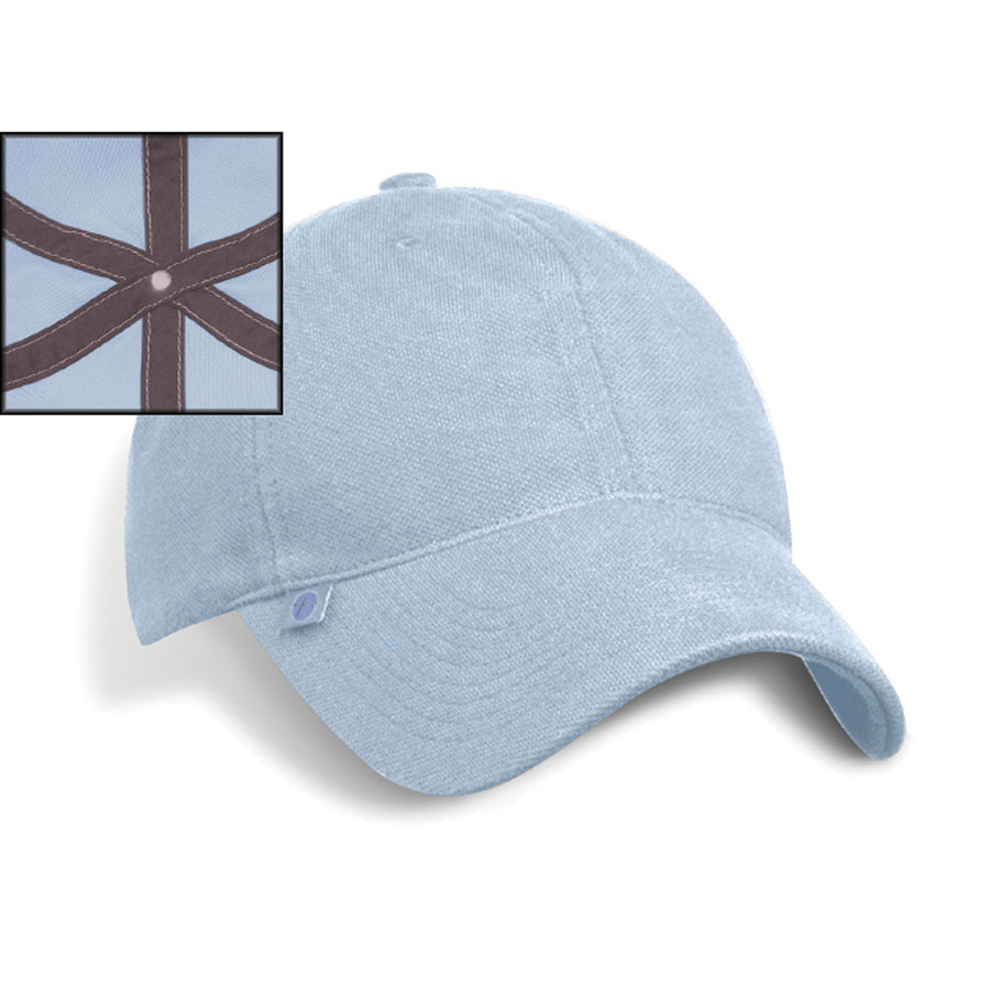 POWDER BLUE/POWDER BLUE (CHOCOLATE BROWN) - 46 (56)